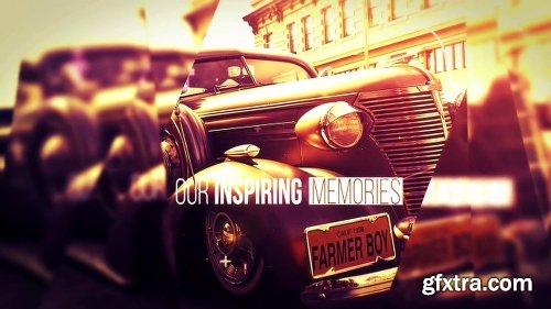 Motionelements Creative Parallax Slideshow 9574362