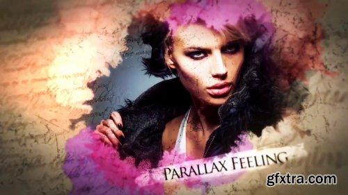 Motionelements Ink Flow Parallax Slideshow 11046857