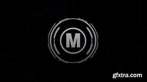 Digital Glitch Logo - Premiere Pro Templates 79335