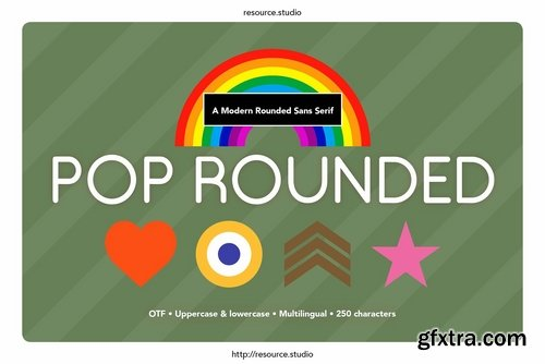 CM - POP Rounded 2425525