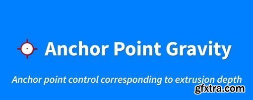 Anchor Point Gravity 1.0.0 plugin for After Effects