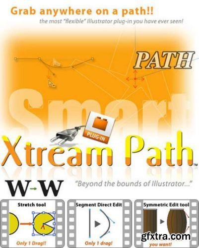 CValley Inc. Xtream Path for Adobe Illustrator v1.6 Win