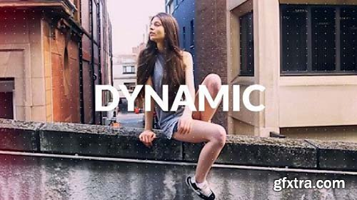 Fashion Dynamic Media Opener Logo - Premiere Pro Templates 79594
