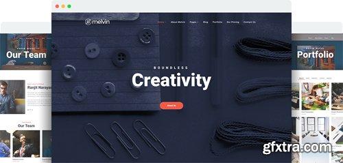 JoomShaper - Melvin v1.1 - Premium Multipurpose Joomla Template for Business & Corporate Sites