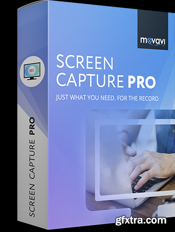 Movavi Screen Capture Pro 9.4.0 Multilingual