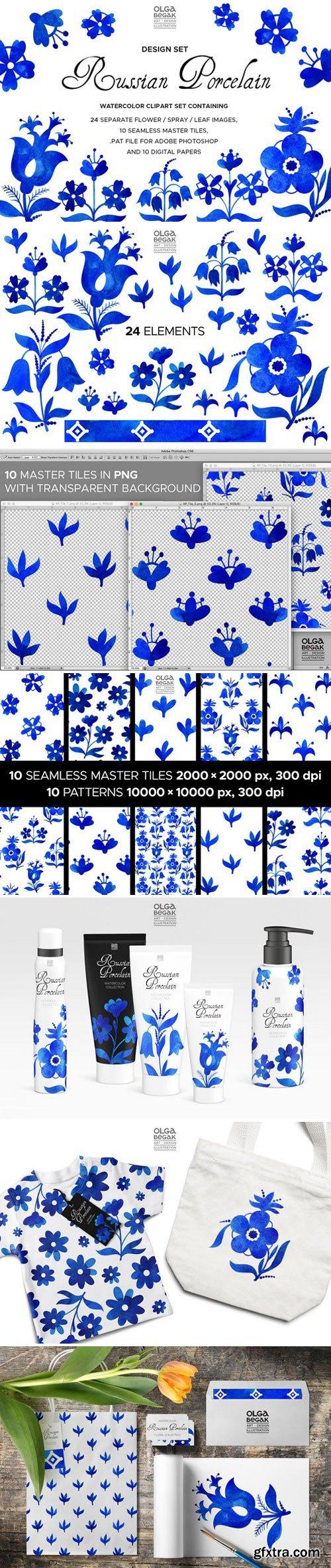 CM - Russian Porcelain Collection 2457814