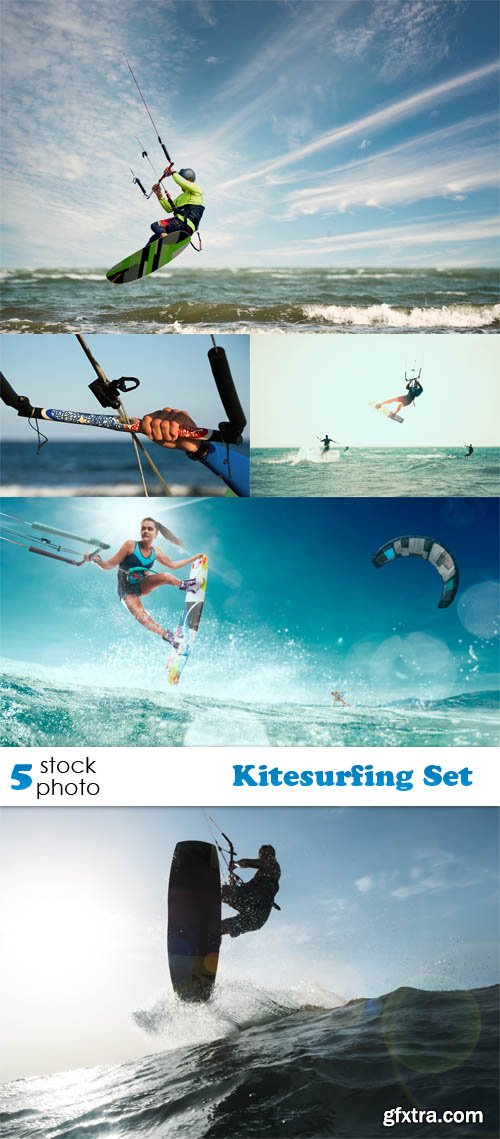 Photos - Kitesurfing Set