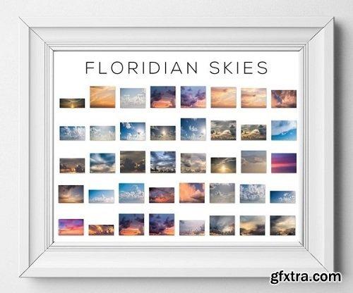 Floridian Skies Overlays