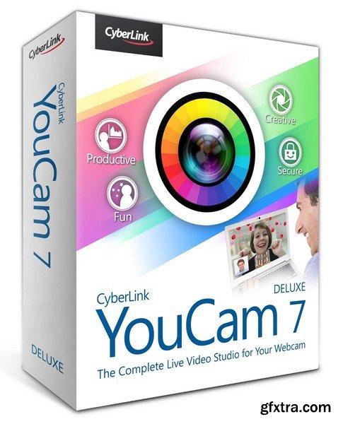 CyberLink YouCam Deluxe 7.0.4129.0