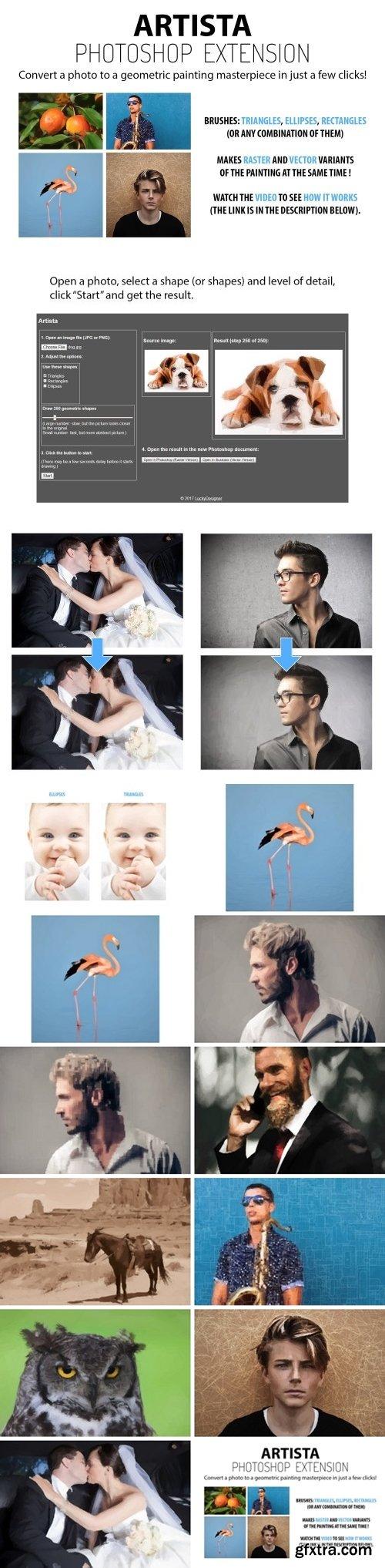 CM - Artista Photoshop Extension 2170939