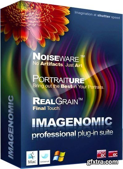 Imagenomic Professional Plugin Suite Build 1706 for Adobe Photoshop