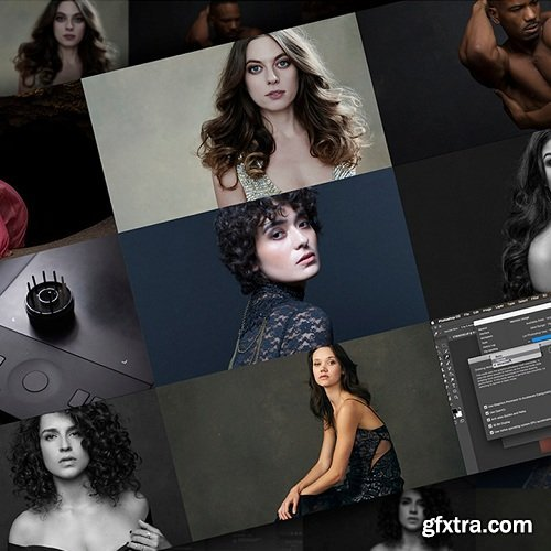 The Portrait Masters - The Retouching Series: Retouching Fundamentals