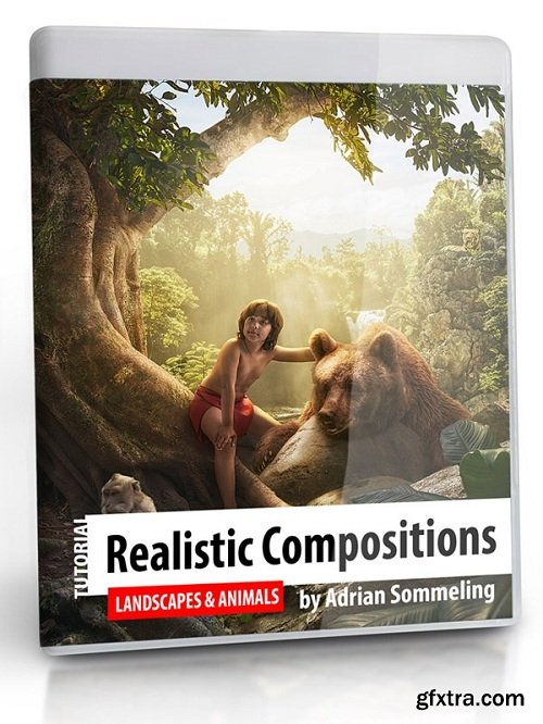 Adrian Sommeling Photography - Workshop Realistic Compositions Landscapes & Animals