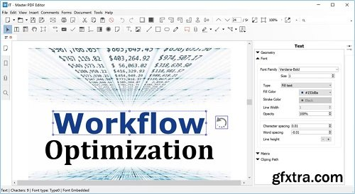 Master PDF Editor 5.0.03 Multilingual