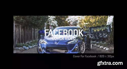 Cover For Facebook - Premiere Pro Templates 79652