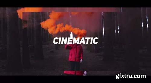 Cinematic Slideshow Opener - Premiere Pro Templates 79728