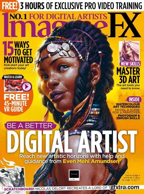 ImagineFX - Issue 162 2018