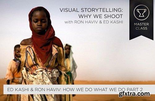 CreativeLIVE - Visual Storytelling: Why We Shoot