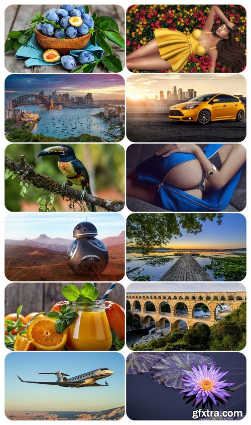 Beautiful Mixed Wallpapers Pack 698