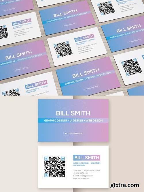 CreativeMarket - Creative Business Card 2534396