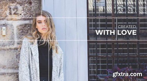 Fashion Slideshow - Premiere Pro Templates 81826