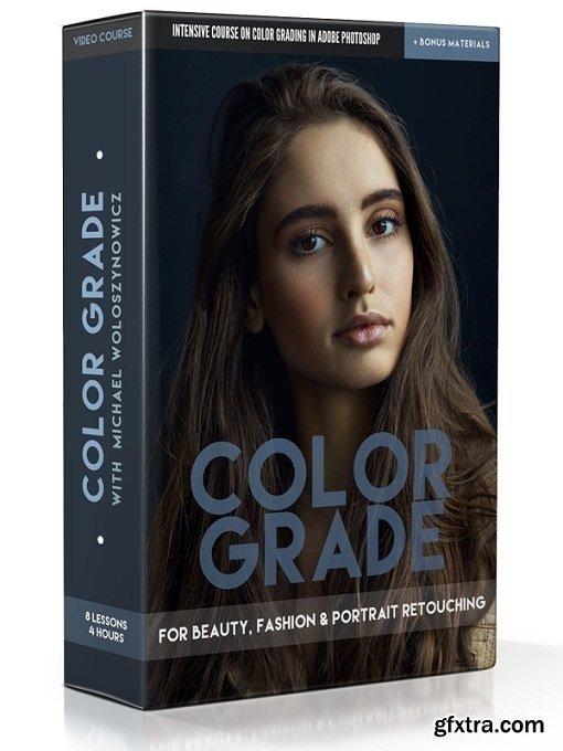 Retouching Academy - Color Grade Video Course
