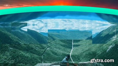 Videohive Transitions 21651039