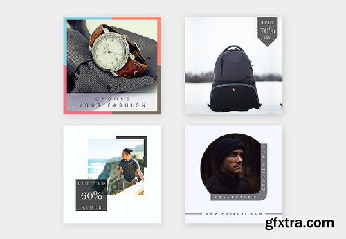CreativeMarket ANIMATED Modern Instagram Stories v1 2488677