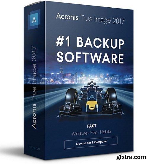 Acronis True Image 2017 New Generation 21.0.0.6116 Multilingual