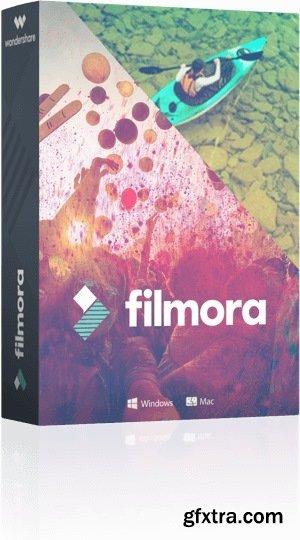 Wondershare Filmora 8.0.0.12 Multilingual