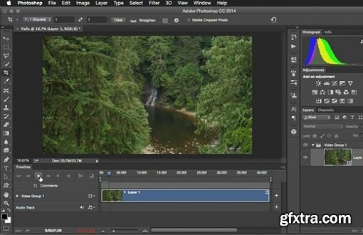 Pictures that Move: Creating Cinemagraphs with Photoshop, After Effects, Flixel, and Cliplets + Subt...