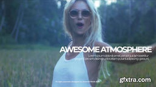 MotionElements Premier Upbeat Cinematic Promo 11357786
