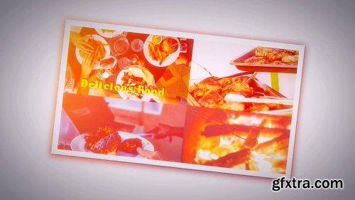 MotionElements Restaurant Slideshow 10730991