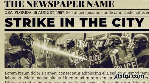 CM - Newspaper Investigation 2456393