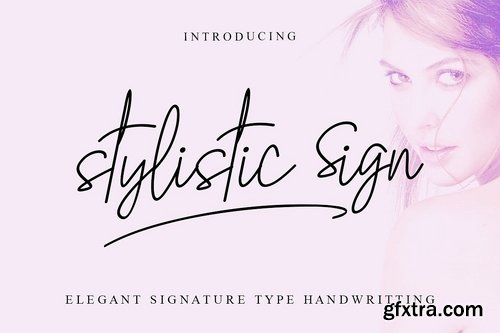 CM - Stylistic Sign 2493218