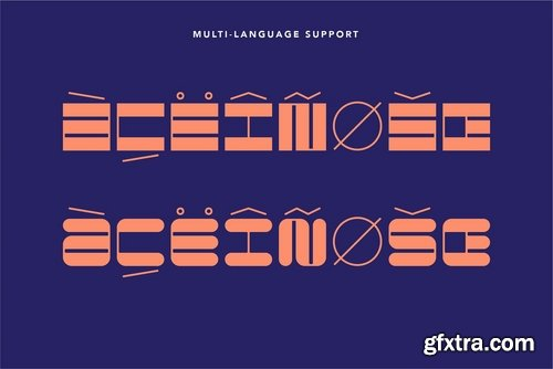 CM - Ceylon - A Quirky Display Font Duo 2487696