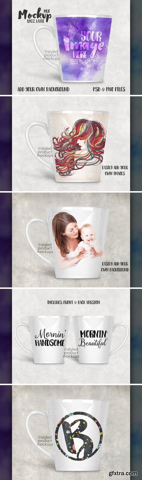 CM - 12 oz latte mug mockup 1602106