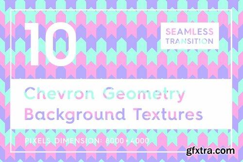 CreativeMarket 10 Chevron Geometry Backgrounds 2432121