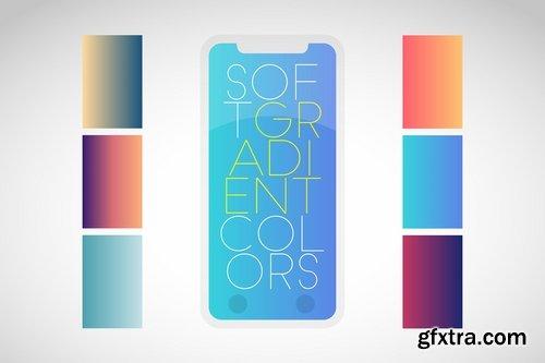CM - 36 Soft Gradient Colors 2523159