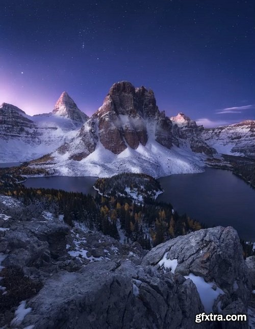 Dawns Sunburst by Ted Gore - Post Processing Tutorial