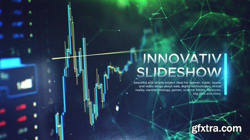 Videohive Innovative Slideshow 21812121