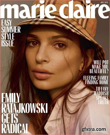 Marie Claire USA – June 2018