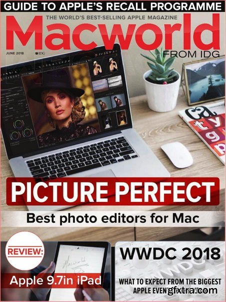 Macworld UK – June 2018