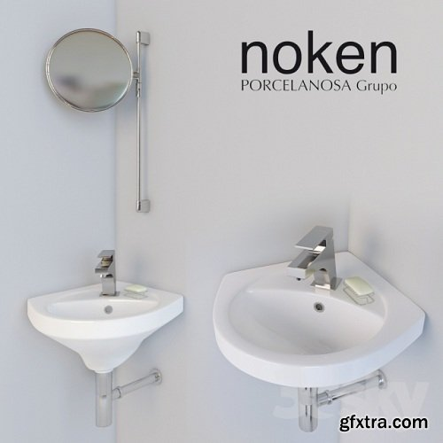 Porcelanosa Grupo / Noken Washbasin and faucet