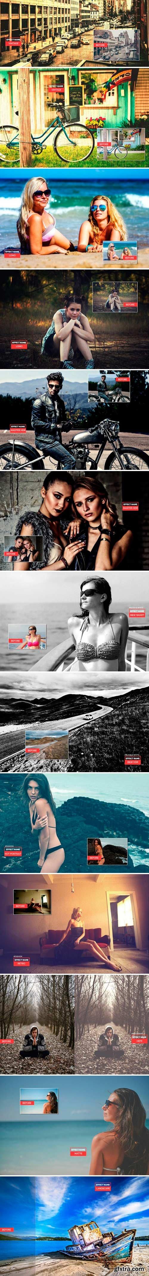 CM - Photographers Choice Action\'s Pack 2457457