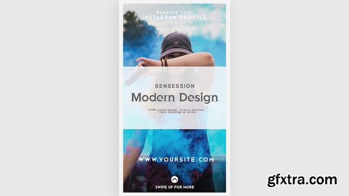Videohive Instagram Stories V.2 21601118