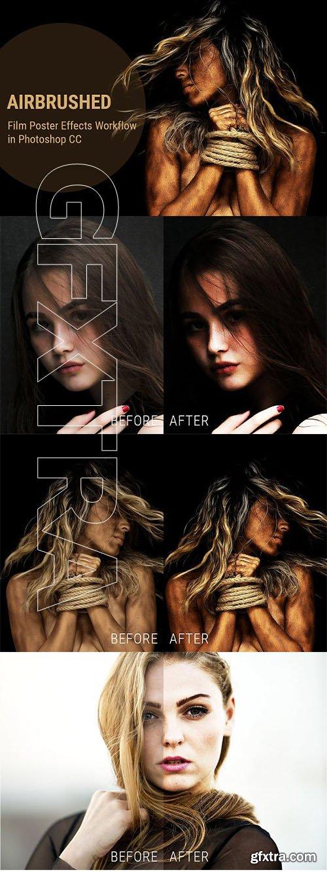 CreativeMarket - Photoshop effects for Portrait 2477045