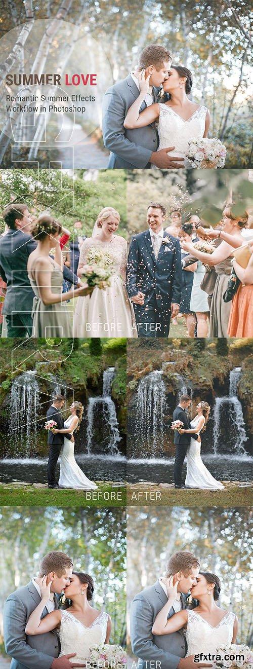CreativeMarket - Photoshop Plugins for Summer Effects 2477119