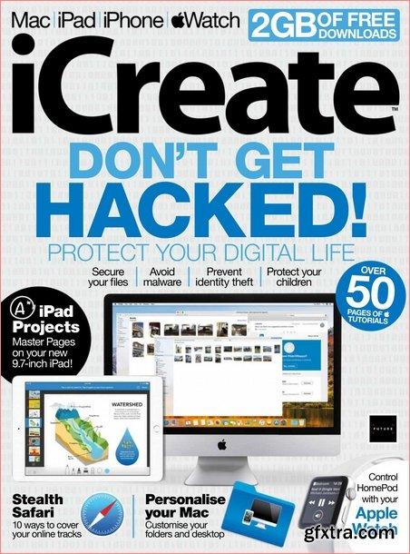 iCreate UK - June 2018
