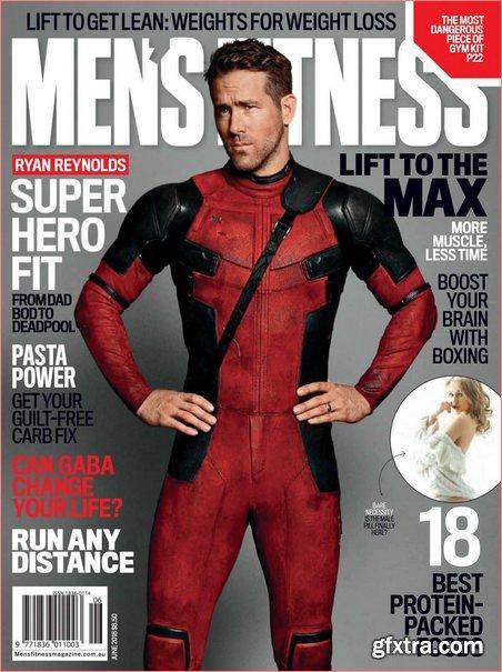 Australian Men's Fitness – June 2018